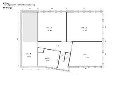Bijlestaal-1e-etage