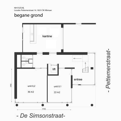 Pettemerstraat 14, Alkmaar - BG 23-10